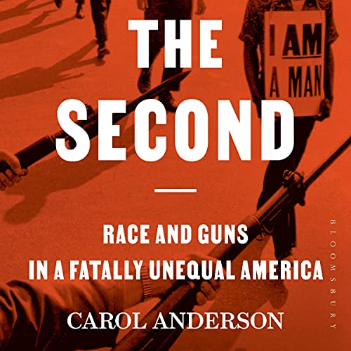 The Second Audiobook By Carol Anderson cover art