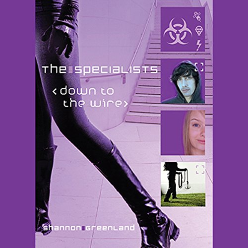 Down to the Wire audiobook cover art