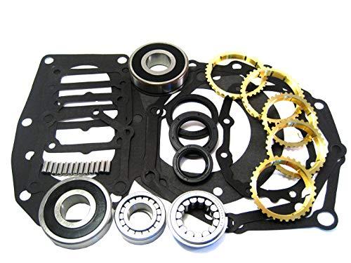 Vital Parts BK161LAWS AX5 Manual Transmission Overhaul Rebuild Kit W/Synchros Fits Jeep
