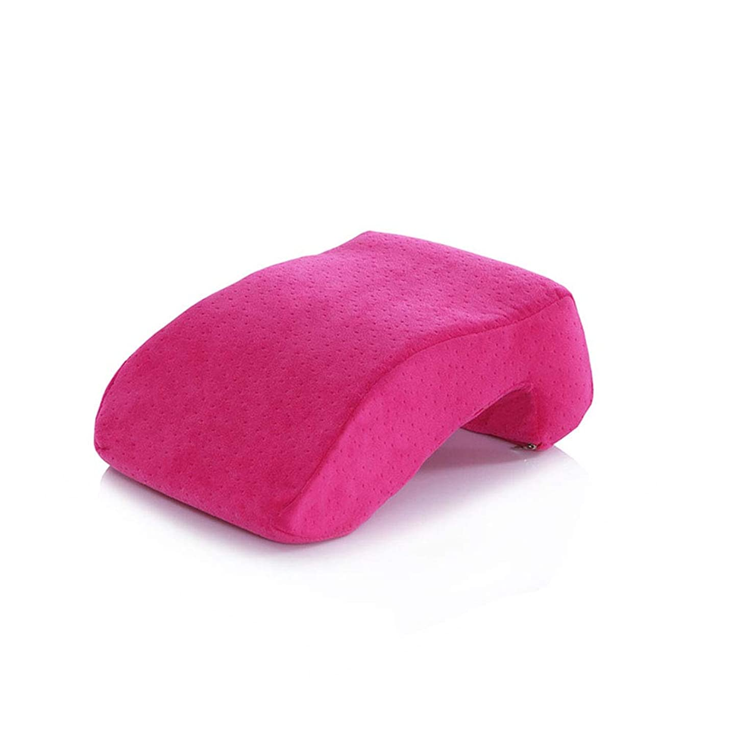ハーブ退院宣教師取り外し可能なキルティングカバーが付いているサポート枕オフィスの休息の枕学生の昼休みの枕