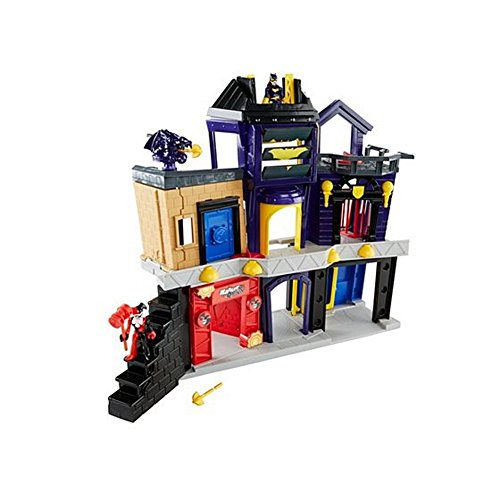 Fisher-Price DC Legends of Batman-Batgirl City Playset Figure