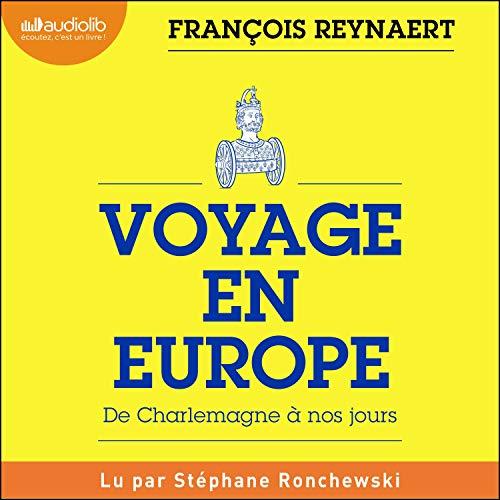 Couverture de Voyage en Europe
