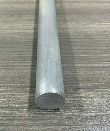 """.250"""" (1/4"""") X 6"""" Aluminum Rod Round bar 6061-T6"""