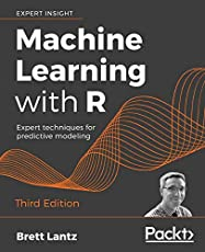 Image of Machine Learning with R  . Brand catalog list of Packt Publishing.