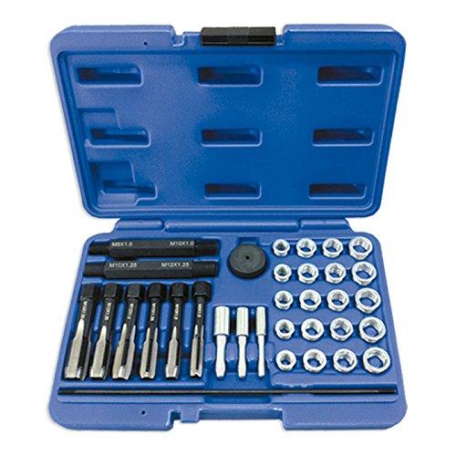 JBM 52076 Set reparador de roscas de Calentadores