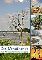 Der Meerbusch - Meerbuscher Rheinspaziergang (Wandkalender 2022 DIN A4 hoch): Malerische Augenblicke in den Meerbuscher Rheinauen (Monatskalender, 14 Seiten )