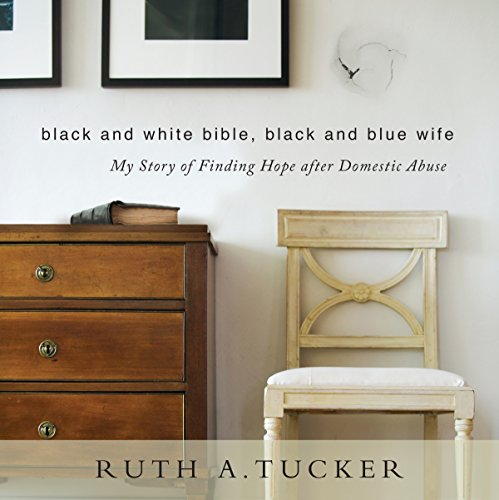 Black and White Bible, Black and Blue Wife audiobook cover art