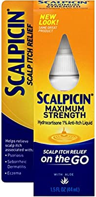 Scalpicin Max Strength Scalp