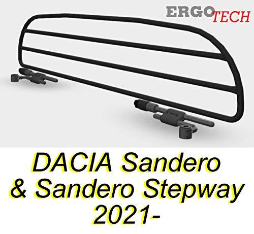 Ergotech - Rejilla divisoria RDA65HBG-XXS kda013, para transporte de perros y equipaje