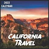 California Travel Calendar 2022: 2021-2022 California Weekly & Monthly Planner | 2-Year Pocket Calendar | 19 Months | Organizer | Agenda | Appointment | For California Lovers