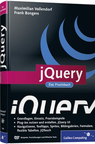 jQuery: Das Praxisbuch (Galileo Computing) - Partnerlink
