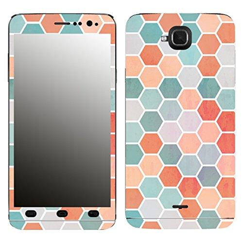 Disagu SF-106087_1207 Design Folie für Wiko Slide - Motiv Polygone 04
