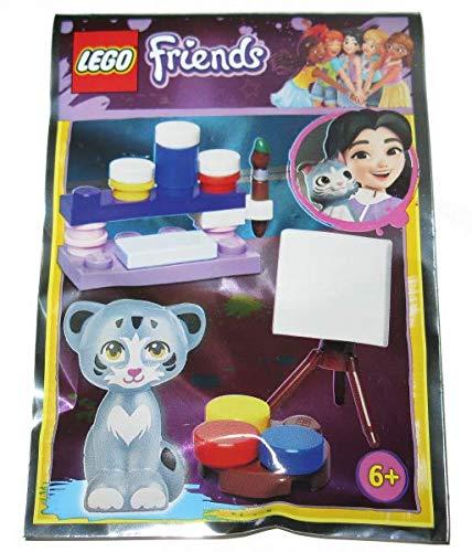 LEGO Amigos Emma's Kitty Chico - Pack de papel de aluminio 561901