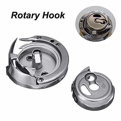 Best Deals! Industrial Rotary Hook Assembly Bobbin Case Cap For Pfaff 120,122,140,141,142,143,145,14...
