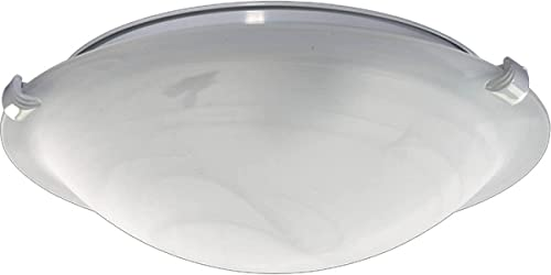 high quality Quorum lowest International 2X LED Ceiling Fan Light KIt Kit - high quality White - 1129-806 online sale