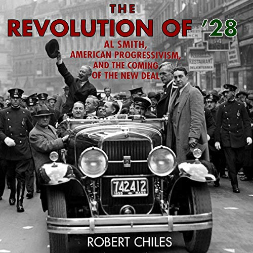 The Revolution of '28 audiobook cover art