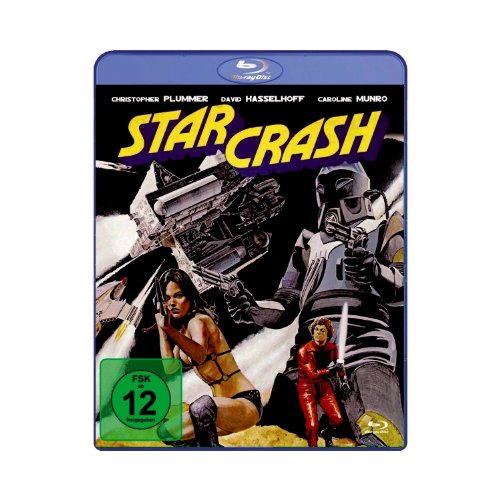 STAR CRASH (Blu-ray) [Alemania] [Blu-ray]