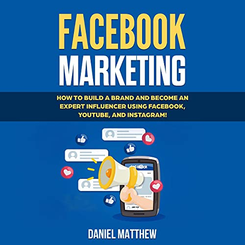 Couverture de Facebook Marketing