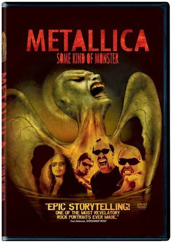 Metallica-Some Kind of Monster