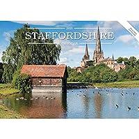 Staffordshire A5 Calendar 2021 (A5 Regional)