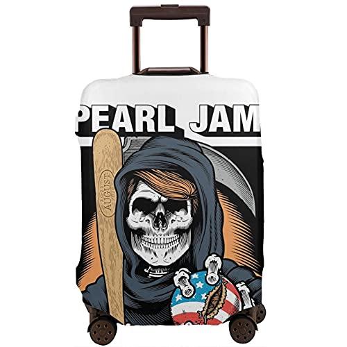 Pearl Jam Maleta Protectorcover Protectores Cremallera Se adapta, blanco, 95