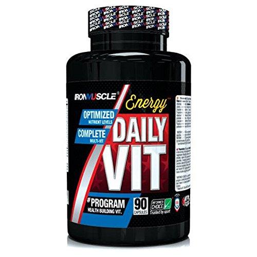 Iron Muscle Integratore Alimentare Daily Vit - 0.20 kilograms