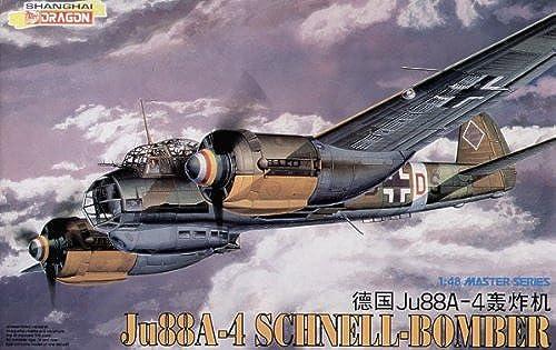 Dragon 5528 JU 88 A-4 Schnellbomber 1 48