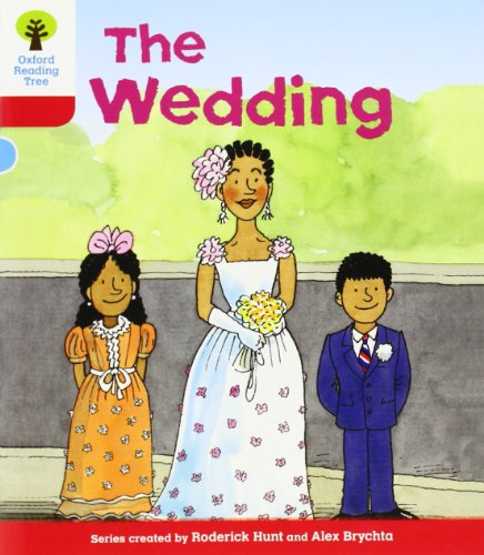 Oxford Reading Tree: Level 4: More Stories A: The Weddingの詳細を見る