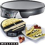 Melissa 16310146 Máquina para Hacer Crepes