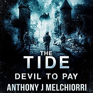 The Tide: Devil to Pay     Tide Series, Book 8              Written by:                                                                                                                                 Anthony J Melchiorri                               Narrated by:                                                                                                                                 Ryan Kennard Burke                      Length: 9 hrs and 57 mins     1 rating     Overall 5.0