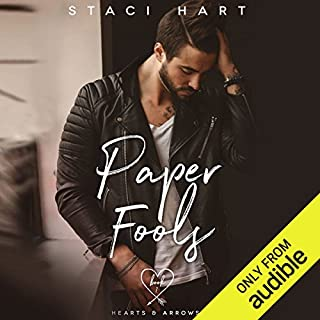 Paper Fools                   By:                                                                                                                                 Staci Hart                               Narrated by:                                                                                                                                 Susannah Jones                      Length: 8 hrs and 39 mins     15 ratings     Overall 4.3