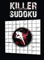 Killer Sudoku: 200 Hard Killer Sudoku Puzzles, Ultimate Killer Sudoku Puzzle Books, Sudoku Book