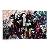 jiandan Volbeat Art Poster, dekoratives Gemälde, Leinwand,