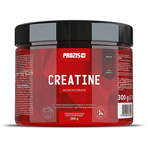 Prozis Creatine Monohydrate, Sabor Naranja - 300 gr