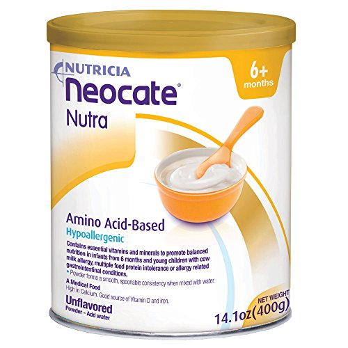 Neocate Nutra, 14.1 oz / 400 g (Case of 4 cans)