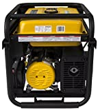 Photo #3: Firman Dual Fuel Generator H05751 7100/5700 Watt Electric Start Propane and Gas Generator
