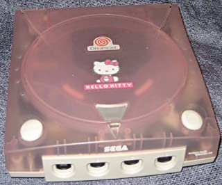 Hello Kitty Limited Edition Dreamcast Console (Japanese Import Video Game System)