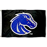 College Flags & Banners Co. Boise State Broncos Black 3x5 Flag