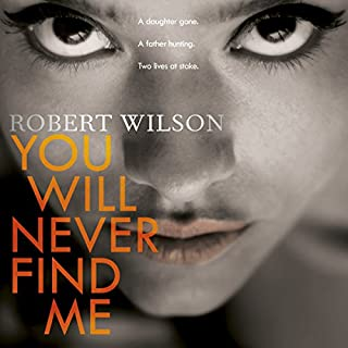 You Will Never Find Me cover art
