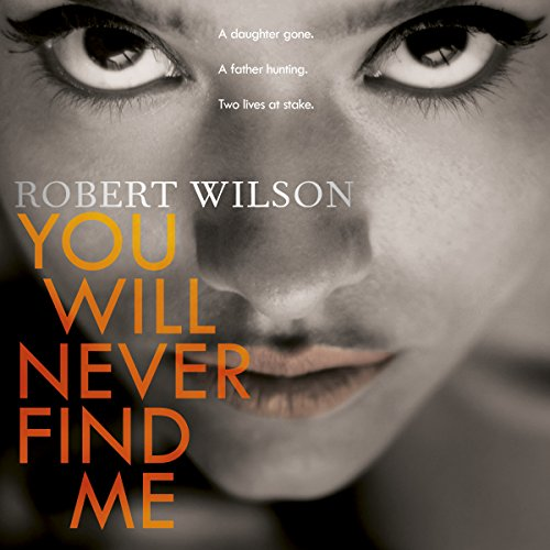 You Will Never Find Me audiobook cover art