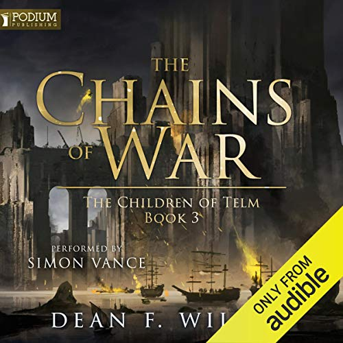 The Chains of War cover art