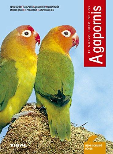 Nuevo Libro De Los Agapornis.