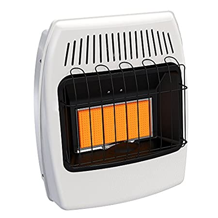 Dyna-Glo IR18PMDG Liquid Propane Infrared Vent Free Wall Heater