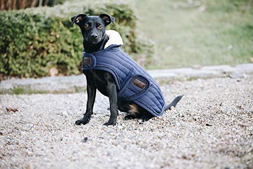 Hundemantel pearls XXS marine