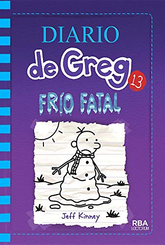 Frio Fatal = The Meltdown: 13 (Diario de Greg / Diary of a Wimpy Kid)