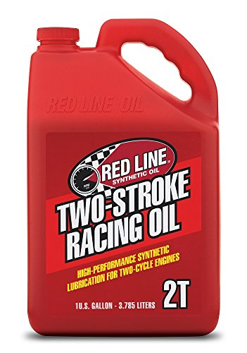 Red Line RED40605 40605 2-Stroke Race Oil, 1 Gallon, 1 Pack