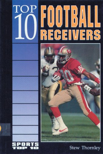 Top 10 Football Receivers (Sports Top 10)