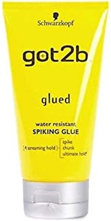 got2b glued styling spiking glue 150ml