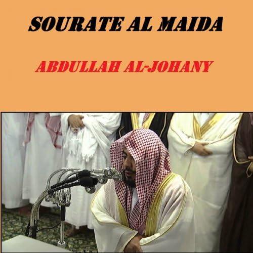 Abdullah Al-Johany
