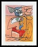 Germanposters Le Corbusier Unite Poster Kunstdruck Bild im